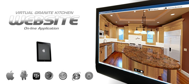 Virtual Kitchen Granite Countertops Creator Visualize Visualization Kitchen Ikea Lowes Home